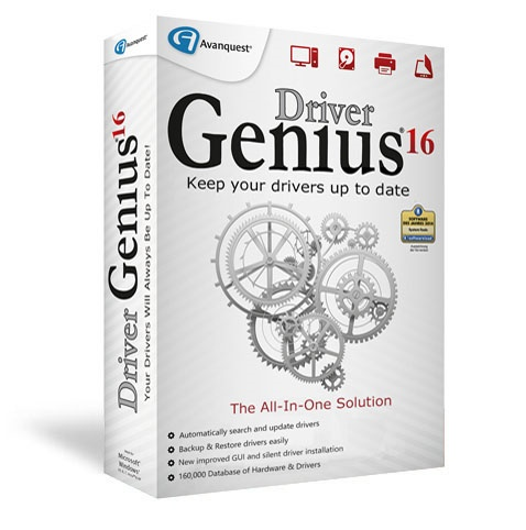 Программу драйвер гениус на русском языке